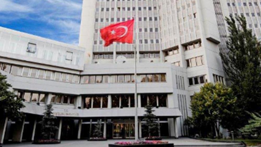 Τουρκικό ΥΠΕΞ: Σας πετάξαμε στη θάλασσα
