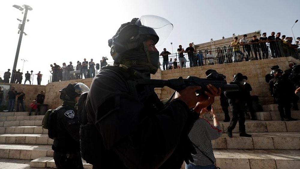 Ισραήλ: Η αστυνομία συνέλαβε δύο ανθρώπους με μαχαίρια, οι οποίοι πέρασαν στη χώρα από την Ιορδανία