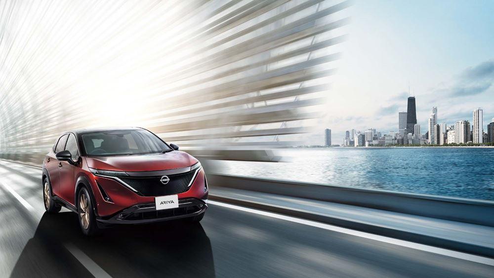Ξεκίνησαν στην Ιαπωνία οι προπαραγγελίες του νέου Nissan Ariya