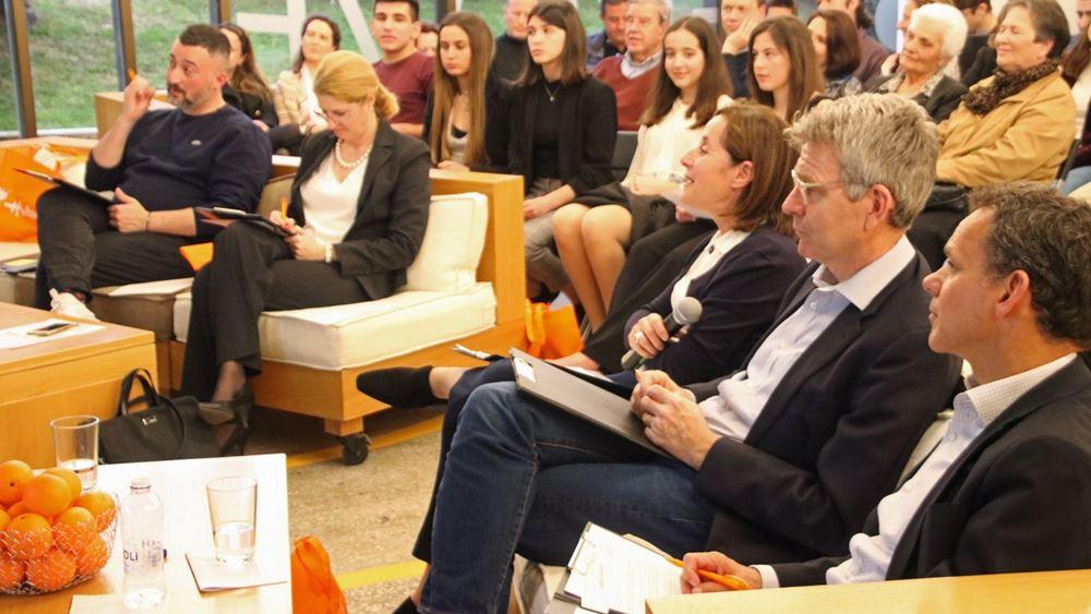 Καινοτόμες επιχειρηματικές προτάσεις μαθητών σε νέο διαγωνισμό του Orange Grove