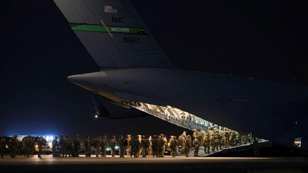ΗΠΑ: Περίπου 7.000 άνθρωποι έχουν απομακρυνθεί ήδη από το Αφγανιστάν