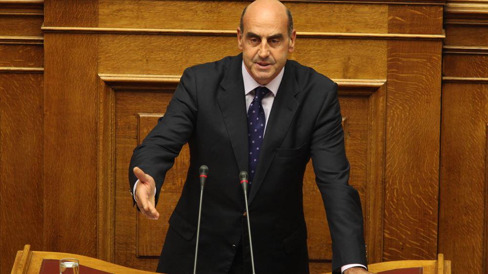 Βουλγαράκης: Αυτονόητη η υποστήριξη μας την επόμενη Κυριακή στον Κ. Μπακογιάννη