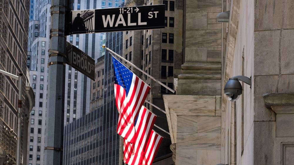 Θετικά πρόσημα στην Wall,  με όχημα την επενδυτική αισιοδοξία