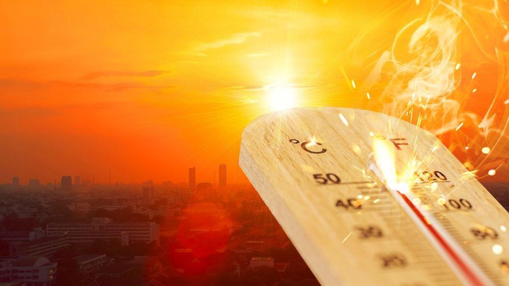 ΝΟΑΑ: Ο Ιούλιος του 2021 ο θερμότερος μήνας που έχει ποτέ καταγραφεί στη Γη
