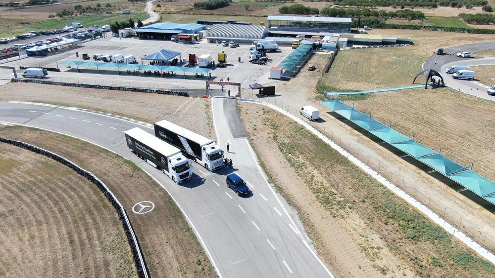 Mercedes-Benz Vans & Trucks Safety Weekend