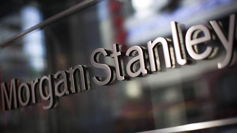 Χαμηλότερα των εκτιμήσεων τα κέρδη της Morgan Stanley
