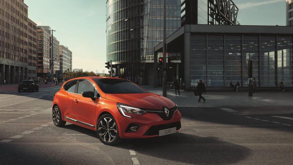 Νέο Renault CLIO με DOUBLE BONUS και όφελος έως 1.500€