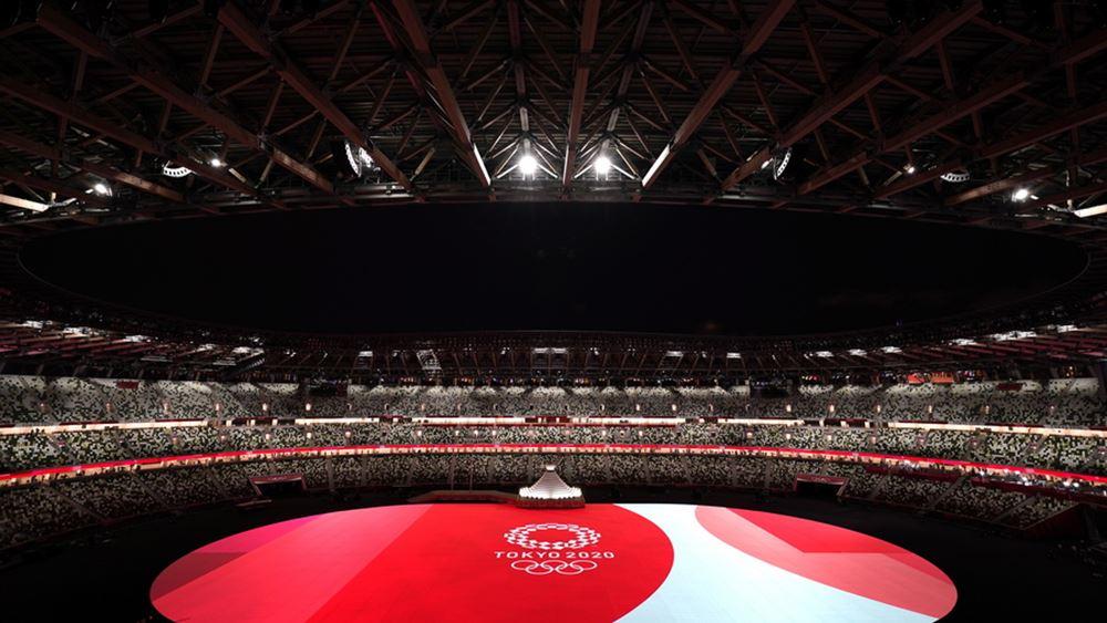 LIVE: Η έναρξη των Ολυμπιακών Αγώνων