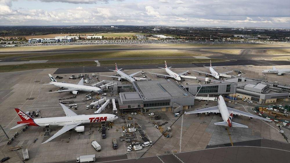 Βρετανία: Έκκληση από το αεροδρόμιο Χίθροου στην κυβέρνηση να ανοίξει τη χώρα για τους εμβολιασμένους ταξιδιώτες