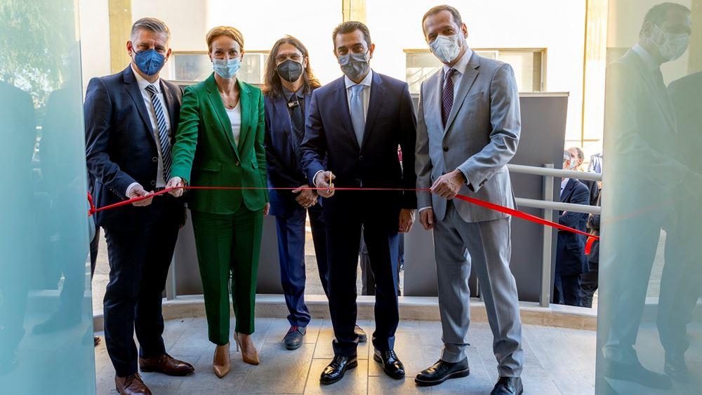 """Εγκαινιάστηκε το Περιφερειακό Κέντρο Ελέγχου Ενέργειας ΝΑ Ευρώπης """"SEleNe CC"""""""