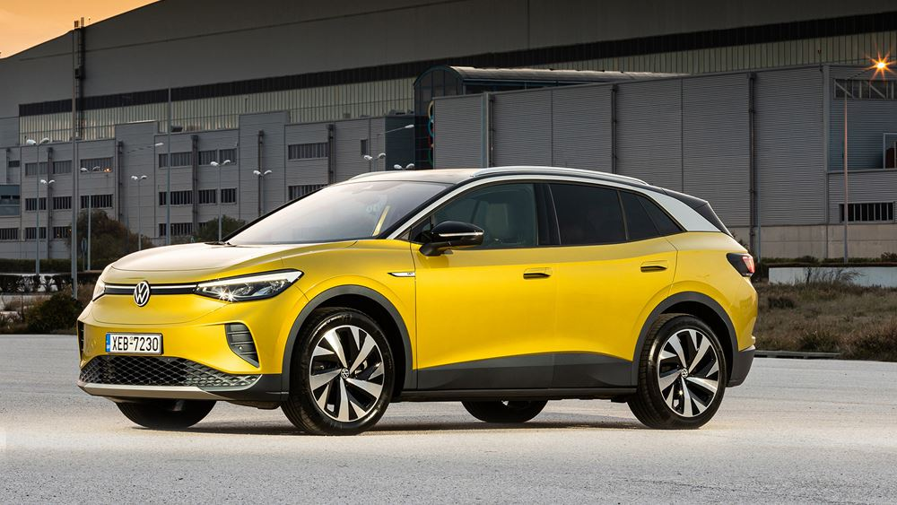 To VW ID.4 αναδείχθηκε World Car of the Year 2021