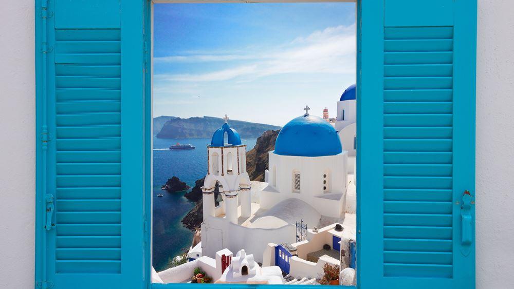 EOT και AEGEAN λανσάρουν νέα διεθνή καμπάνια για τον ελληνικό τουρισμό