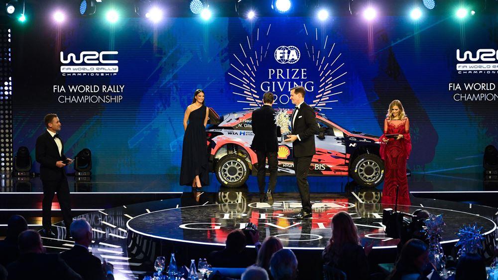 Η Hyundai Motorsport στέφθηκε Παγκόσμια Πρωταθλήτρια Κατασκευαστών WRC