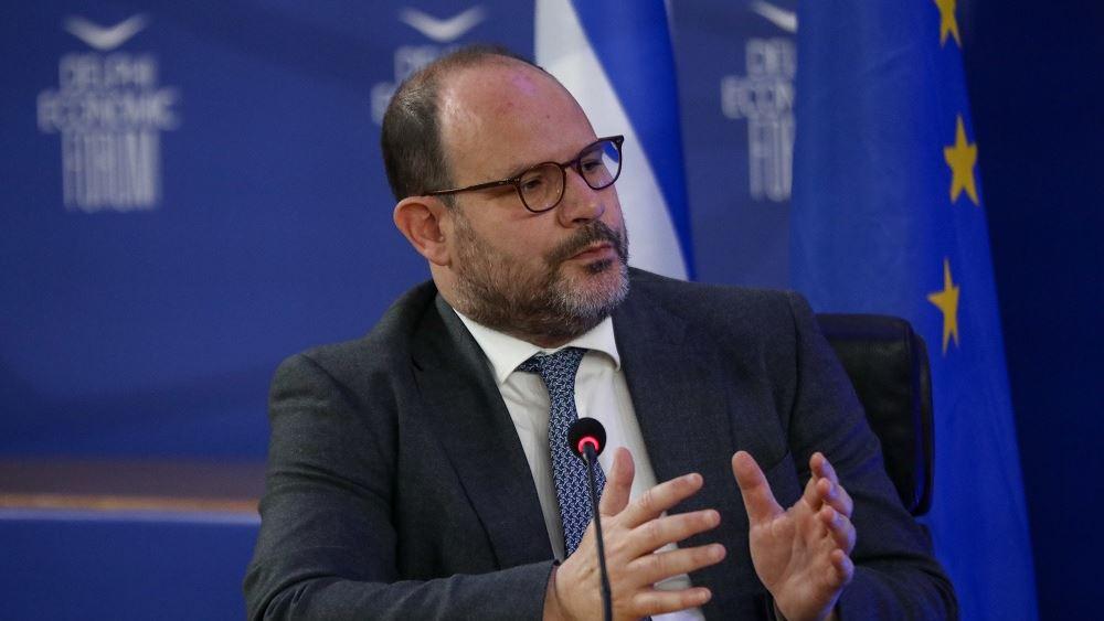 Ν. Μαντζούφας (Ταμείο Ανάκαμψης): Θα είναι ένα διαφανές πρόγραμμα τόνωσης των επενδύσεων στην Ελλάδα