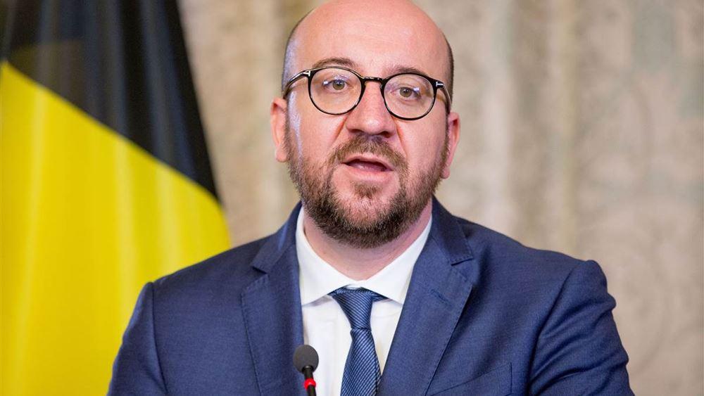 Βέλγιο: Ο Σαρλ Μισέλ επικεφαλής κυβέρνησης μειοψηφίας
