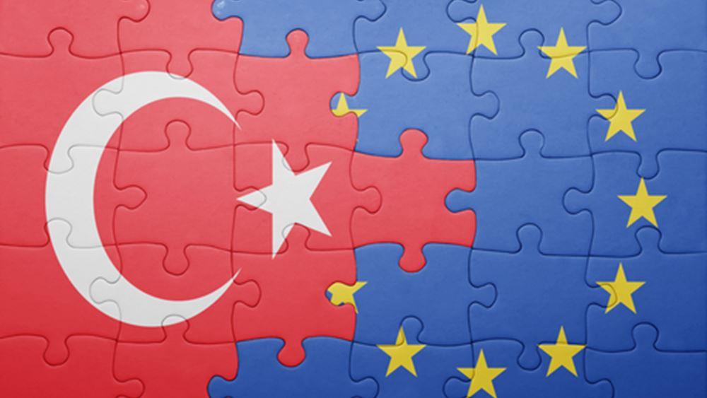 """Η ΕΕ """"κόβει"""" 85 εκατ. ευρώ από τα κονδύλια προς την Τουρκία"""