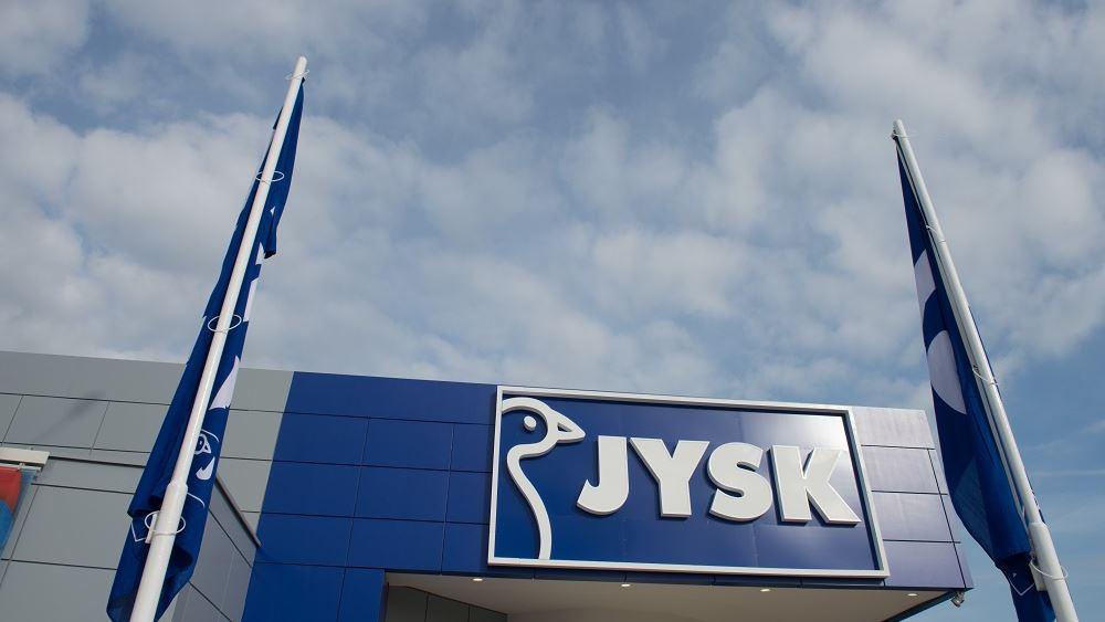 Δύο νέα καταστήματα, σε Καλαμάτα και Πύργο, από τη δανέζικη αλυσίδα JYSK
