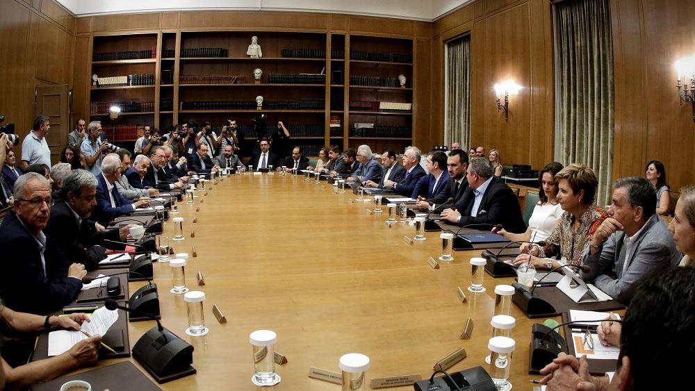"""Το φιλοεπενδυτικό περιβάλλον είναι το """"αντίδοτο"""" στην ανεργία, λέει ο Τσίπρας"""