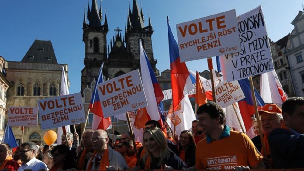 Δεύτερη μέρα βουλευτικών εκλογών στην Τσεχία