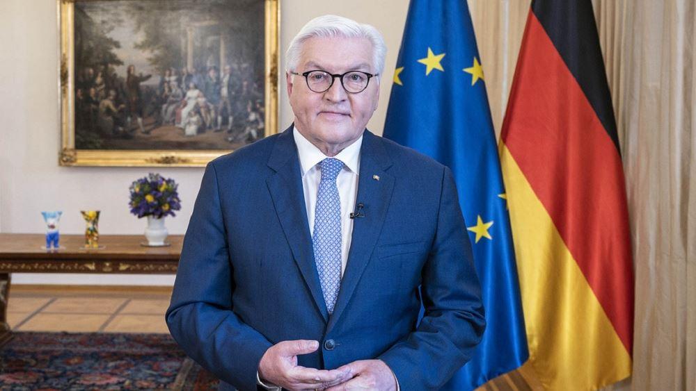 Στάινμαϊερ: Η ΕΕ χρειάζεται σήμα επανεκκίνησης για το μέλλον μετά την κρίση της πανδημίας