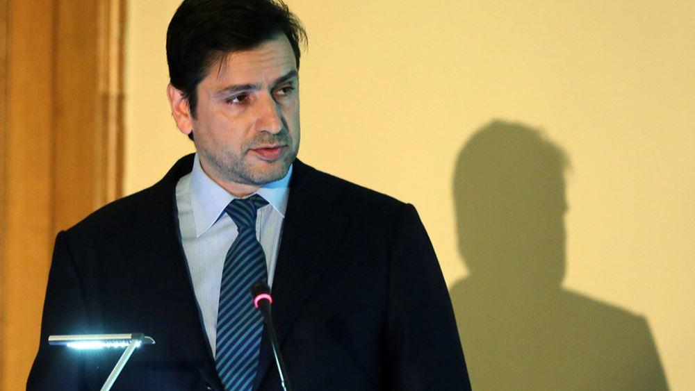 Μ. Στασινόπουλος: Η βιομηχανία συμβάλλει στον εθνικό πλούτο