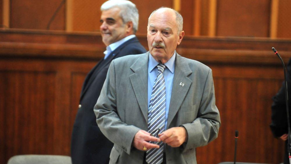 Συνελήφθη ο πρώην βουλευτής της Χρυσής Αυγής Μιχάλης Αρβανίτης