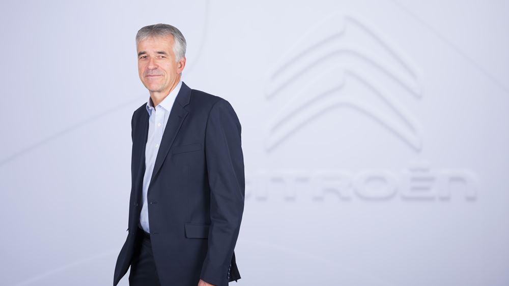 CITROËN: Νέος CEO