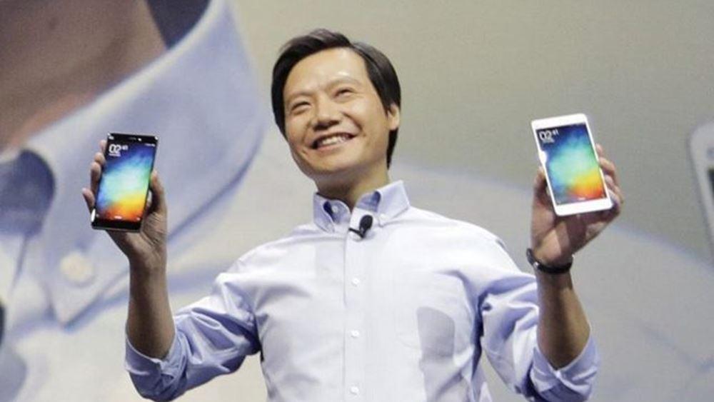 Xiaomi: Αύξηση 13,6% στα έσοδα του α' τριμήνου