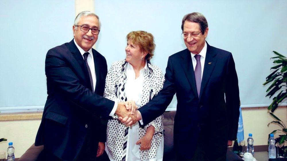 Στη Νέα Υόρκη συνεχίζονται οι προσπάθειες για το Κυπριακό