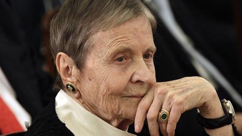 Η Ελένη Αρβελέρ στον Σταύρο Θεοδωράκη: Ο Μητσοτάκης αυτή τη στιγμή είναι δώρο για την Ελλάδα
