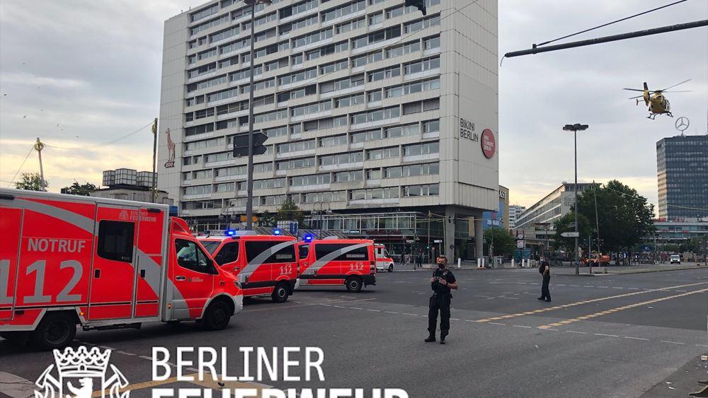 Βερολίνο: Αυτοκίνητο παρέσυρε πεζούς - τουλάχιστον 7 τραυματίες