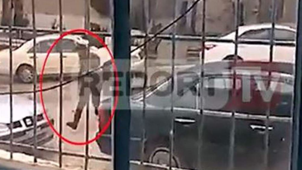 Βίντεο ντοκουμέντο: Η ανταλλαγή πυροβολισμών Κατσίφα-αλβανικής αστυνομίας