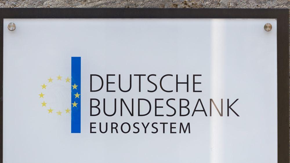 Bundesbank: H χαλαρή νομισματική πολιτική δεν πρέπει να διαρκέσει για πολύ καιρό