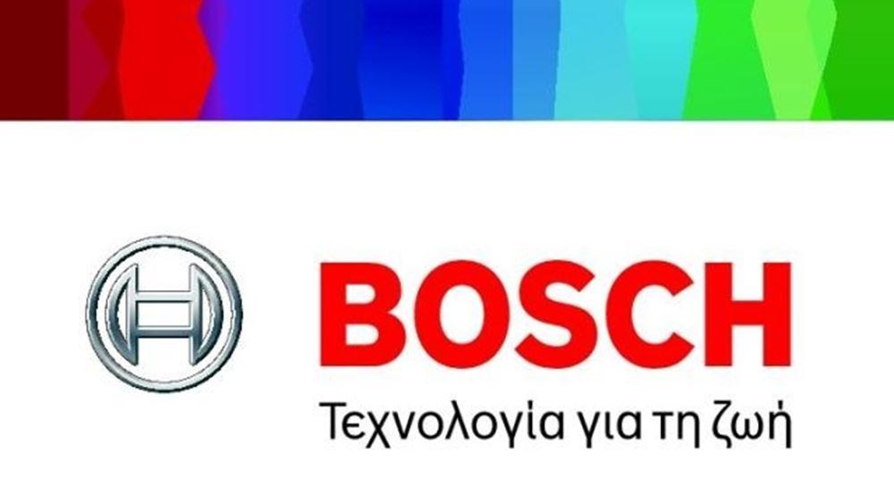 Ανοδικούς ρυθμούς ανάπτυξης για έκτη συνεχή χρονιά ανακοίνωσε η Bosch Ελλάδας
