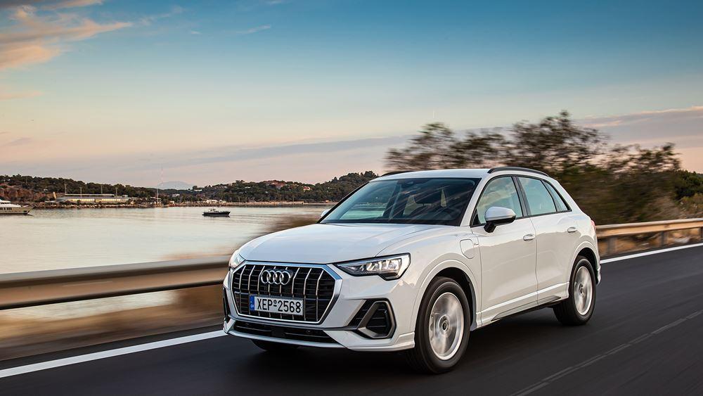 Πόσο κοστίζει στην Ελλάδα το νέο Audi Q3 TFSI e;