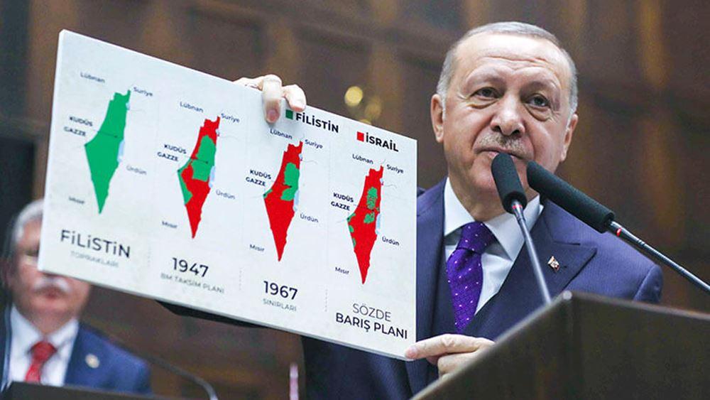 Jerusalem Post: Ψεύτικο το αφήγημα συμφιλίωσης του Ερντογάν