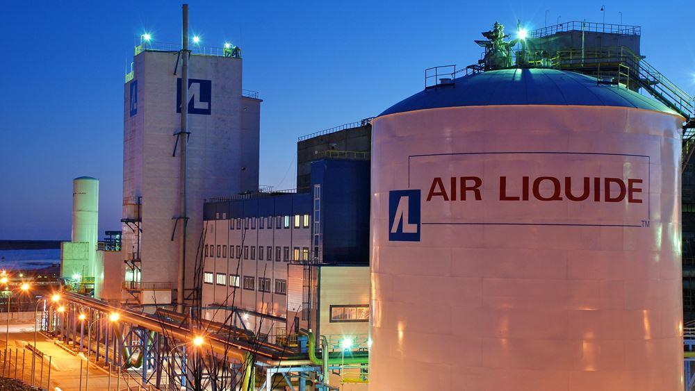 Air Liquide: Μειώθηκαν ελαφρώς τα έσοδα στο α΄ εξάμηνο
