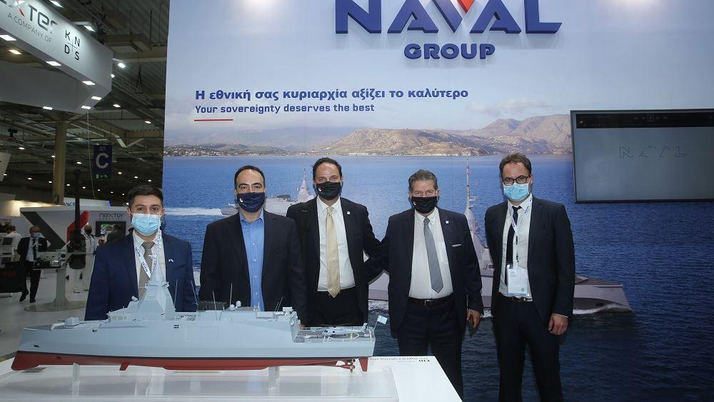 H Naval Group επιλέγει τη STELMA για σύνθετες υποστηρικτικές δραστηριότητες ενός Γαλλικού πυρηνικού υποβυχίου