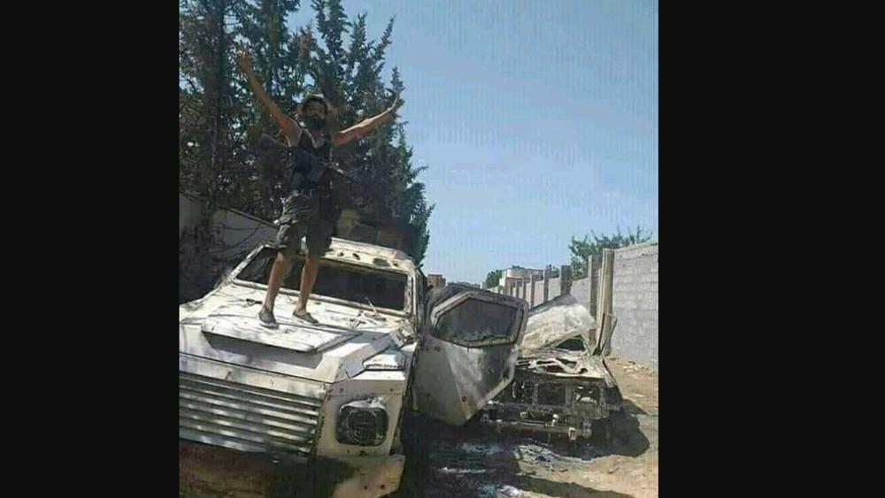 Οι δυνάμεις του Σάρατζ με τη βοήθεια τουρκικών drone ανακατέλαβαν πόλη από τις δυνάμεις του Χαφτάρ
