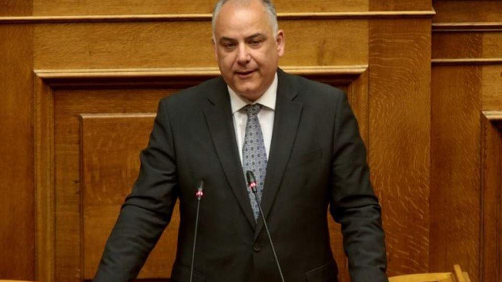 Γ. Σαρίδης: Δεν δίνω ψήφο εμπιστοσύνης στην κυβέρνηση