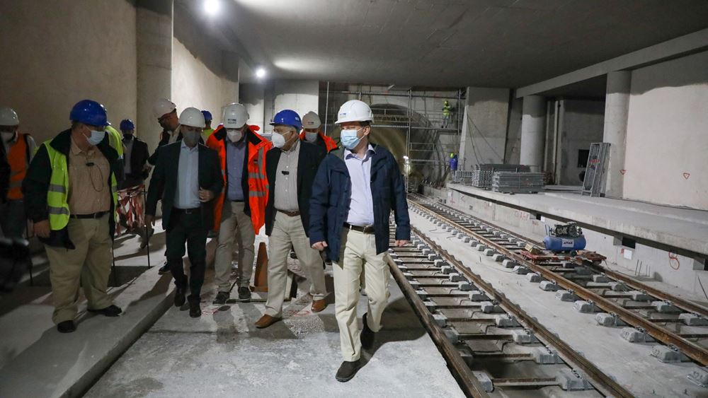 Κ. Αχ. Καραμανλής: Προχωρά η επέκταση της Γραμμής 3 του Μετρό, Πειραιάς-Αεροδρόμιο σε 50 λεπτά