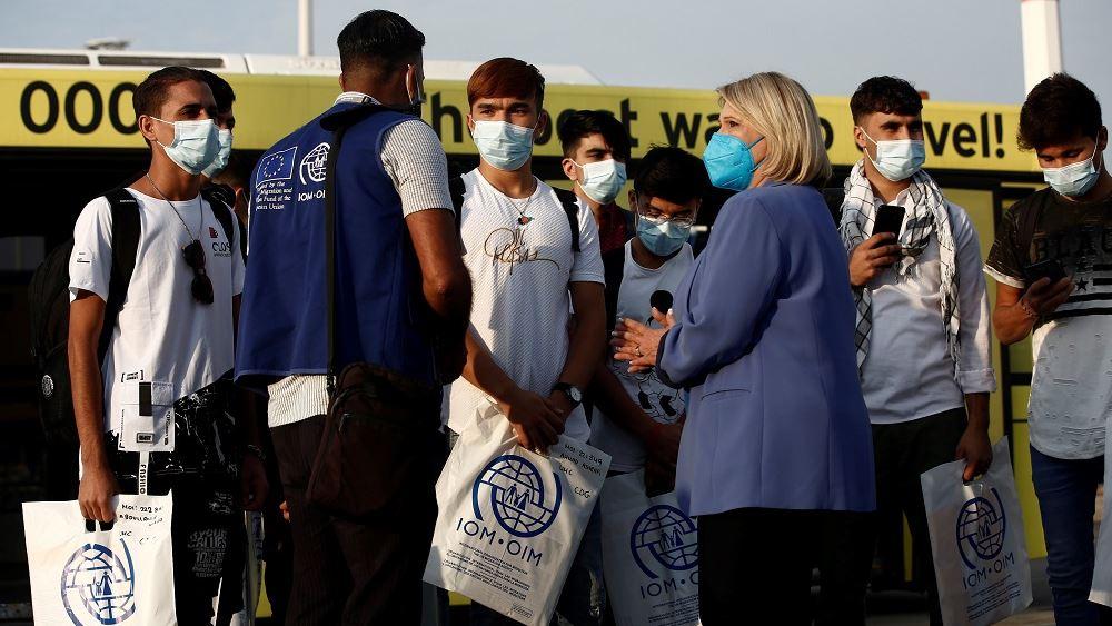 Υπ. Μετανάστευσης: 1.006 παιδιά έχουν πλέον μεταφερθεί με ασφάλεια σε ευρωπαϊκές χώρες