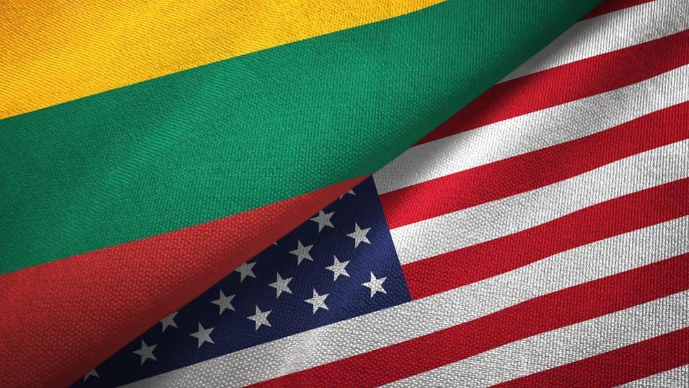 Λιθουανία ΗΠΑ