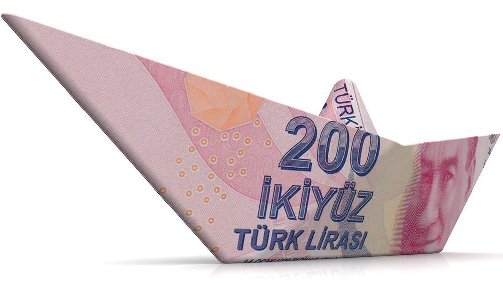 """Στο -1,2% η τουρκική λίρα, μετά την """"αποτυχημένη"""" συνάντηση Μπάιντεν - Ερντογάν"""