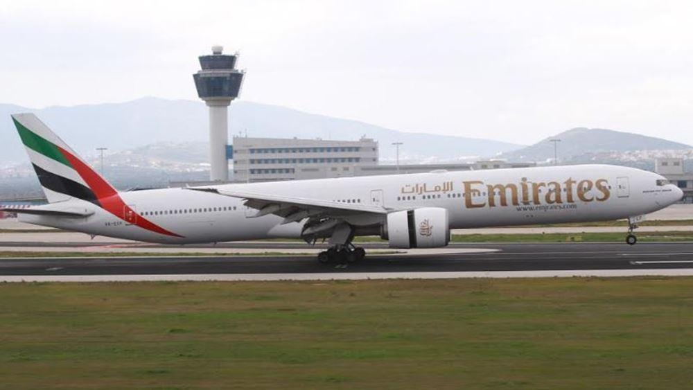 """Ο κορονοϊός """"προσγειώνει"""" την Emirates"""
