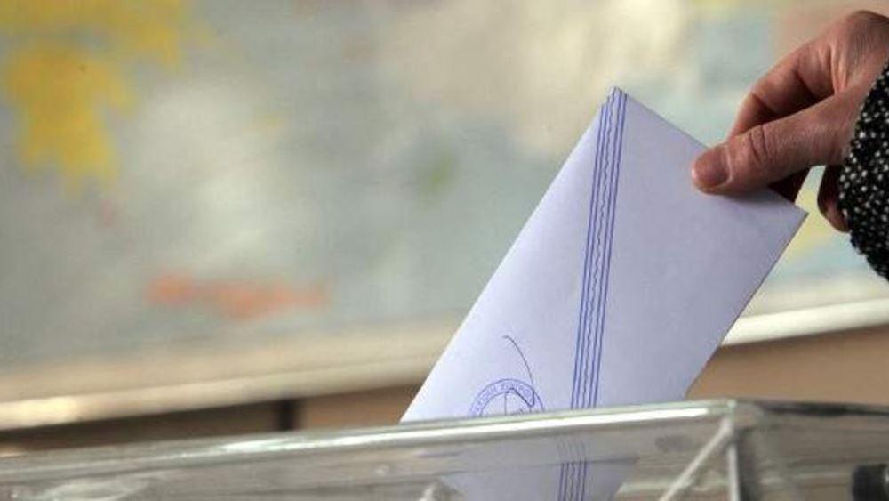 Δημοσκόπηση MRB: Στις εννέα μονάδες η διαφορά ΝΔ - ΣΥΡΙΖΑ στις ευρωεκλογές