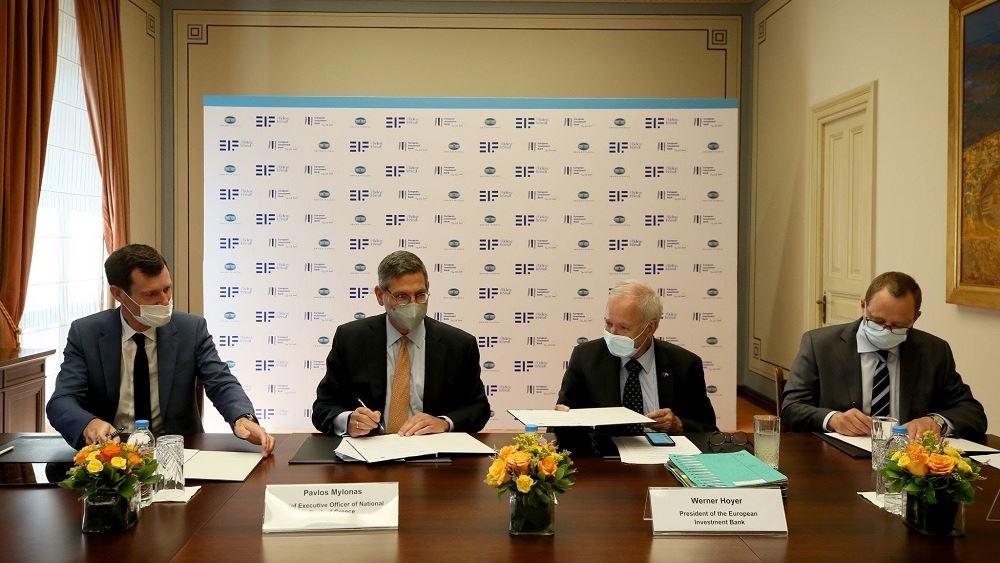 Π. Μυλωνάς: 'Ξεκλειδώνουν» από 1 δισ. ευρώ προς ελληνικές επιχειρήσεις