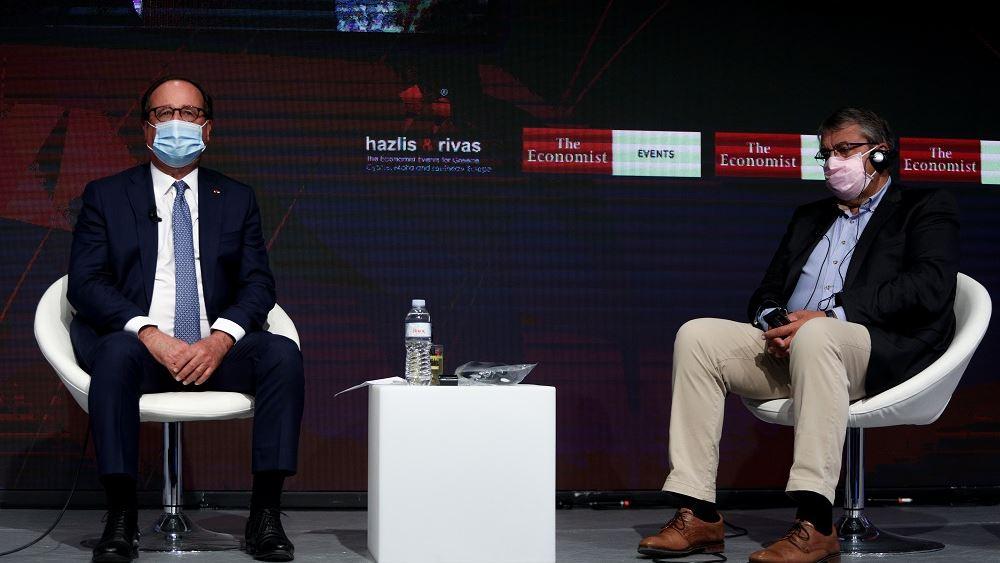 Economist Ολαντ Γκαμπριελ 15.9.2020