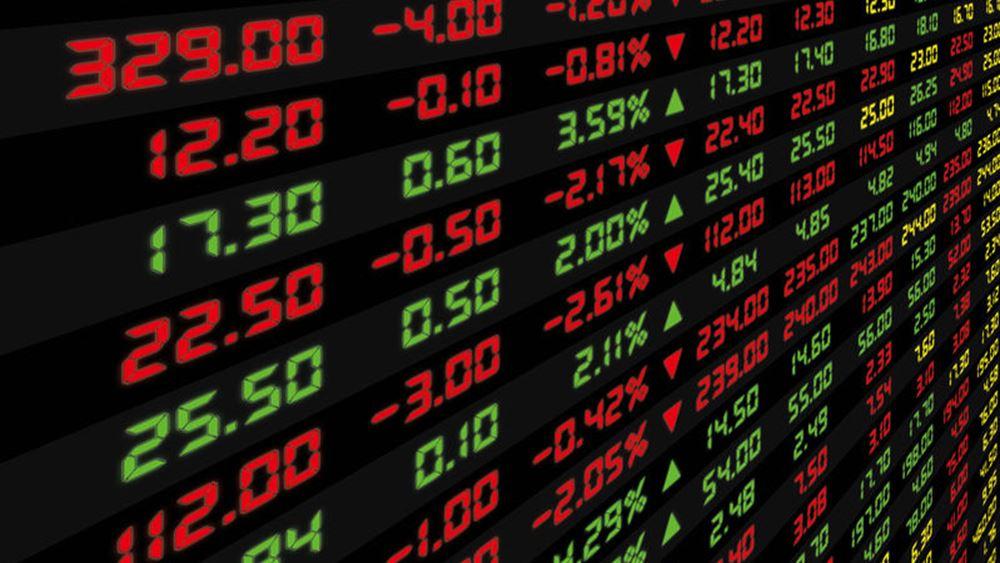 Ποδαρικό με ισχυρές απώλειες στο Χρηματιστήριο