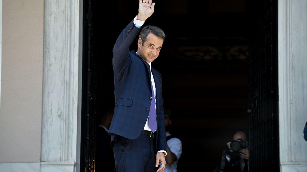 Πρώτη μετεκλογική δημοσκόπηση: 61% επιθυμεί εξάντληση τετραετίας από την κυβέρνηση Μητσοτάκη